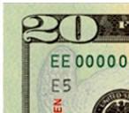 20 Dollars
